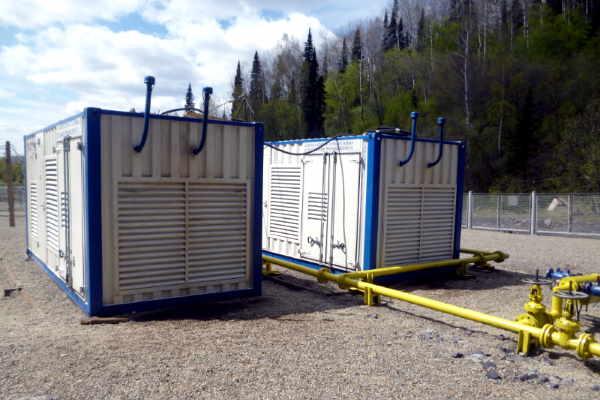 Блочно-модульные компрессорные станции на объекте